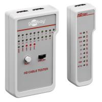 GOOBAY tester καλωδίων HDΜΙ 31961, με θήκη