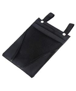 Τσάντα ποδηλάτου BIKE-0013, 27 x 16.5cm, μαύρη