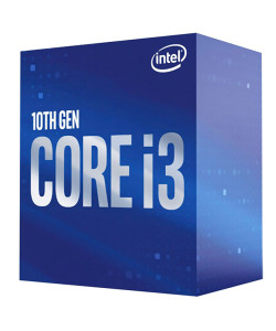 INTEL CPU Core i3-10300, Quad Core, 3.70GHz, 8MB Cache, LGA1200