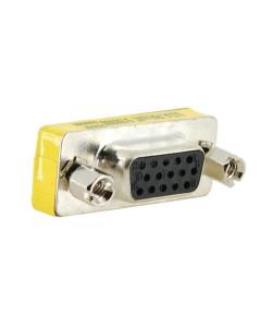 POWERTECH Adapter VGA 15pin θηλυκό σε VGA 15pin θηλυκό CAB-G005