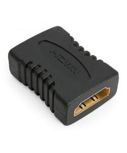 POWERTECH αντάπτορας HDMI 1.4 19pin θηλυκό σε θηλυκό CAB-H027, μαύρο