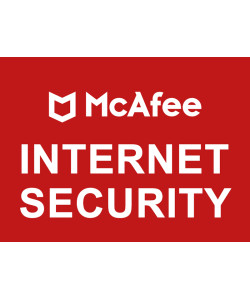 MCAFEE Internet Security ESD, 1 συσκευή, 1 έτος