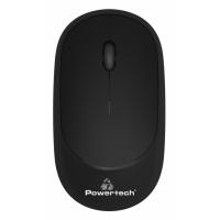 POWERTECH ασύρματο ποντίκι PT-952, οπτικό, 1600DPI, μαύρο