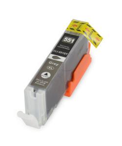 Συμβατό InkJet για Canon CLI-551, 12ml, Gray