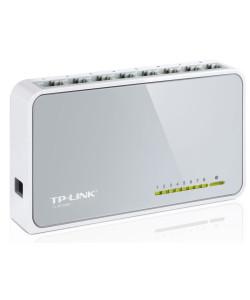 TP-LINK Desktop Switch TL-SF1008D, 8-port 10/100Mbps, Ver. 11