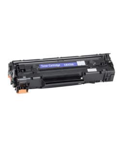 Συμβατό Toner για HP, CB435A CB436A CE285A CE278A, Black, 2K