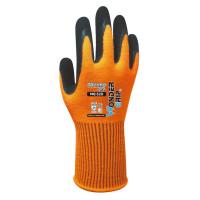 WONDER GRIP αντιολισθητικά γάντια εργασίας Thermo Lite XXL/11, πορτοκαλί