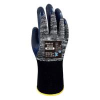 WONDER GRIP αντιολισθητικά γάντια εργασίας Rock & Stone, 11/XXL, γκρι
